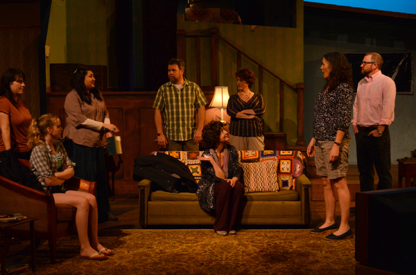 Photo Flash: First Look at AUGUST: OSAGE COUNTY, Opening Tonight at Bainbridge Performing Arts