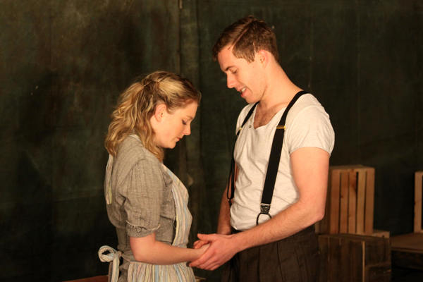 Photo Flash: Sneak Peek at Upstart Productions' WAITING FOR LEFTY by Clifford Odets