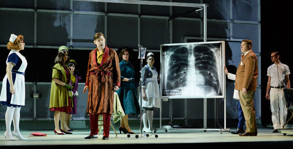 Photos: First Look at Philip Glass's Opera, THE PERFECT AMERICAN, About Walt Disney's Final Days