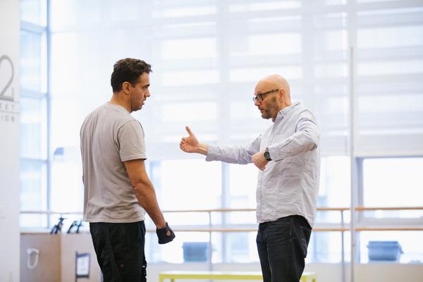 Bobby Cannavale and director Richard Jones