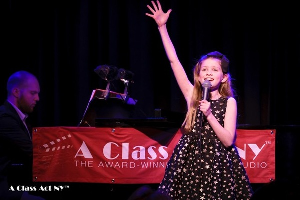 Photo Flash: A Class Act NY Presents MY FAVORITE THINGS Charity Cabaret
