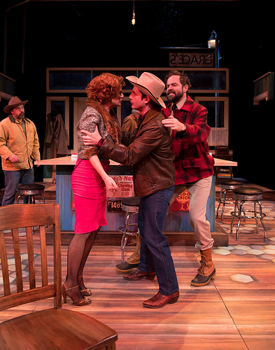 BWW Review: BUS STOP at Arvada Center