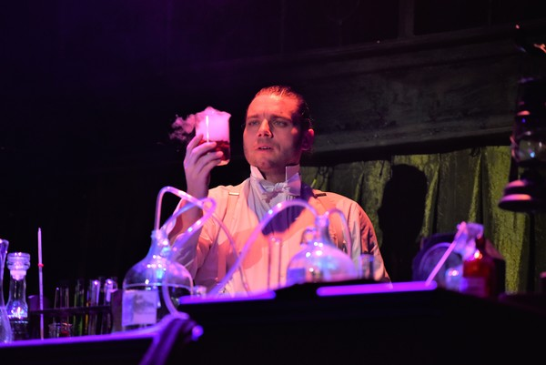 Photo Flash: First Look at Nathaniel Hackmann and More in JEKYLL & HYDE at the Engeman Theater