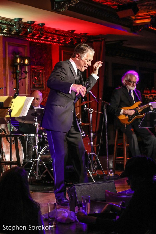 Photo Coverage: Tony Danza Encores STANDARDS & STORIES at Feinstein's/54 Below