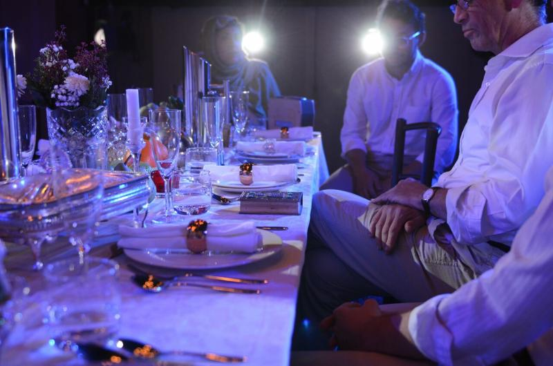 BWW REVIEW: New Australian Work THE LADEN TABLE Is A Modern Day Romeo And Juliet Filled With Heart, Hurt And Hope