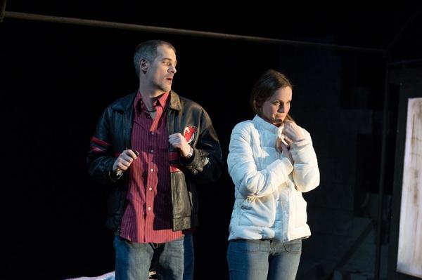Allen Radway and Julianna Zinkel