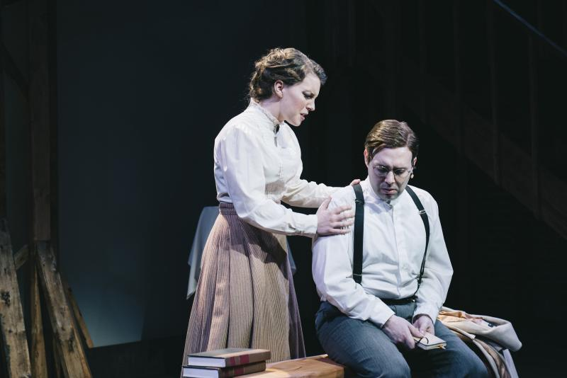 BWW Review: Keegan Theatre Presents Masterful PARADE, A Must See Production
