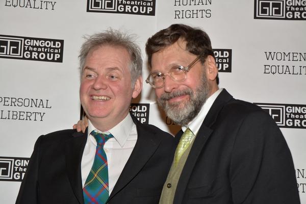 Ciaran O''Reilly and David Staller