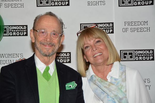 Joel Grey and Marylee Martin Terrano