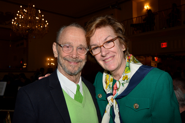 Joel Grey and Pam Singleton