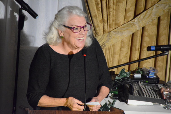 Photo Coverage: Gingold Theatrical Group's GOLDEN SHAMROCK GALA Honors Tyne Daly