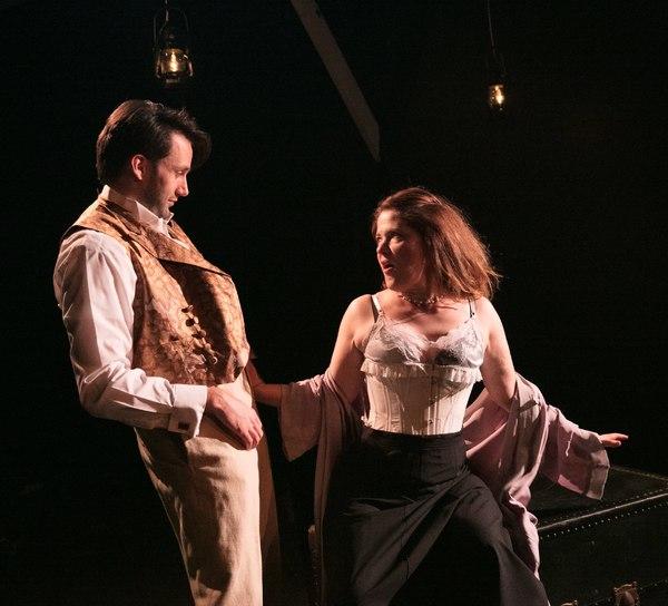 Faqir Hassan and Melissa Chalsma Photo