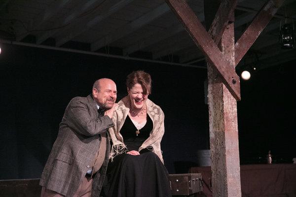 Bruce Katzman and Melissa Chalsma Photo