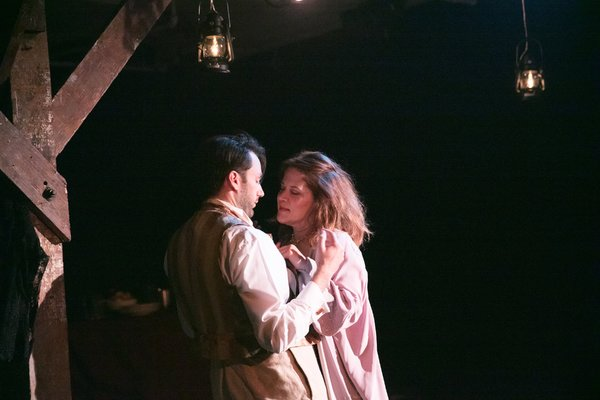Photo Flash: Independent Shakespeare Co. Presents West Coast Premiere of  THE SNOW GEESE