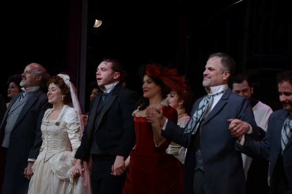 Photo Coverage: JEKYLL & HYDE Takes Opening Night Bows at the John W. Engeman Theater Northport