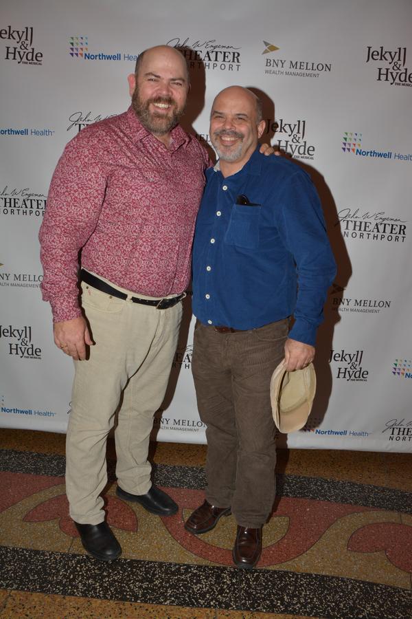 William Mulligan and Ed Davis Photo