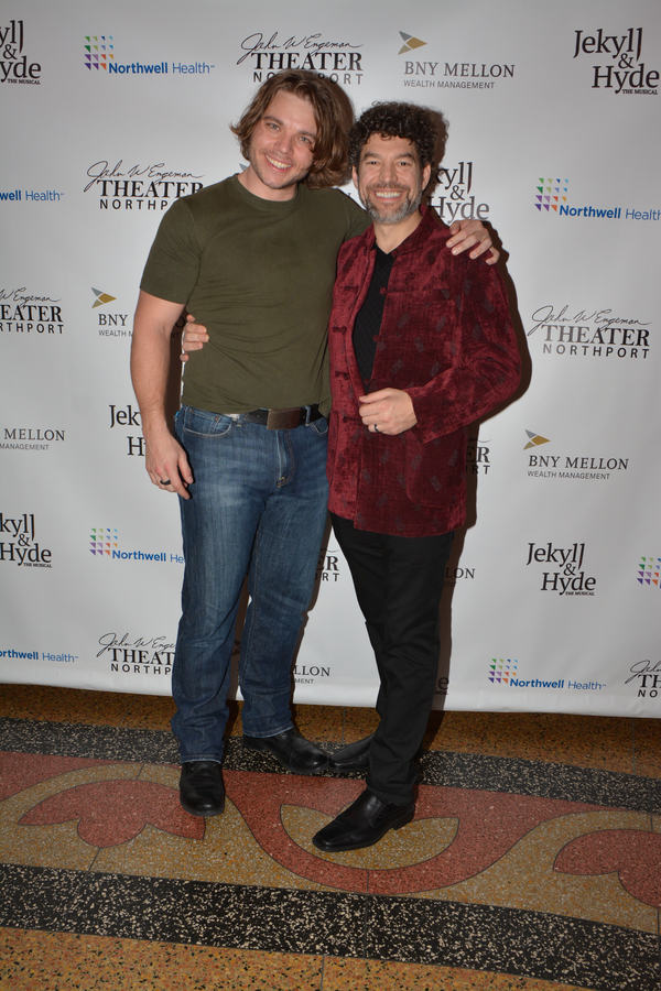 Nathaniel Hackmann and Paul Stancato