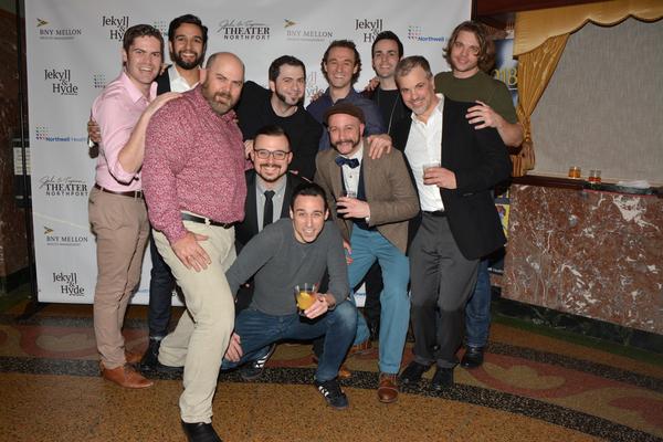 Danny Arnold, Ryan Bloomquits, Joey Calvery, Nathaniel Hackman, Deven Kolluri, Tom Lu Photo