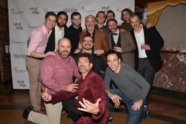 Paul Stancato, Danny Arnold, Ryan Bloomquits, Joey Calvery, Nathaniel Hackman, Deven  Photo