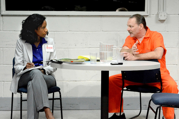 Photo Flash: Urgent Call to Action BUILDING THE WALL will Premiere at Fountain Theatre, Roll Across US
