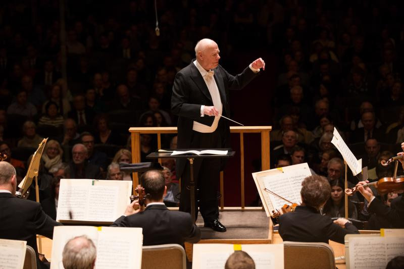 BWW Review: Haitink Captivates Boston - Again