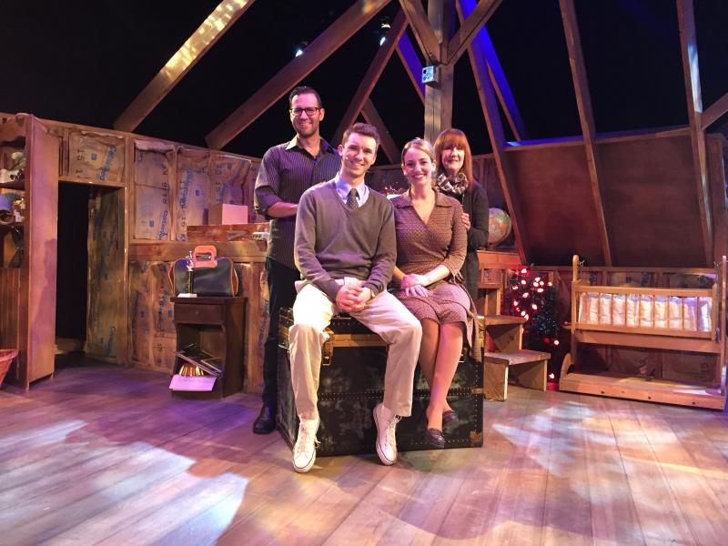 BWW Review: JOHN AND JEN at The Eagle Theatre