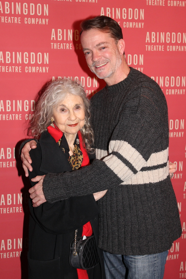 Lynn Cohen and Barney O'Hanlon