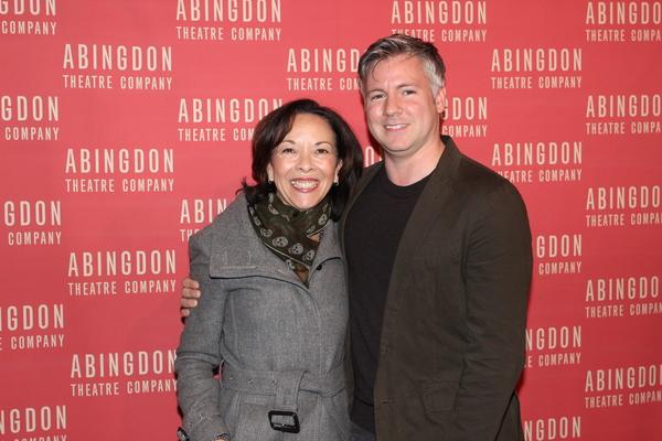 Joann Hunter and Tony Speciale