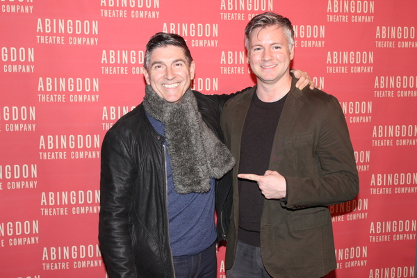 James Lecesne and Tony Speciale Photo