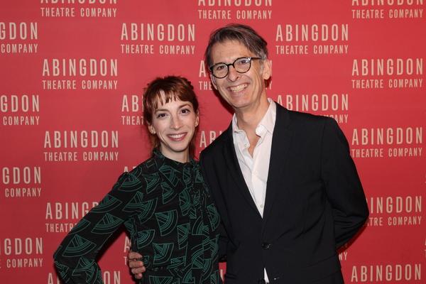 Molly Bernars and Will Bond