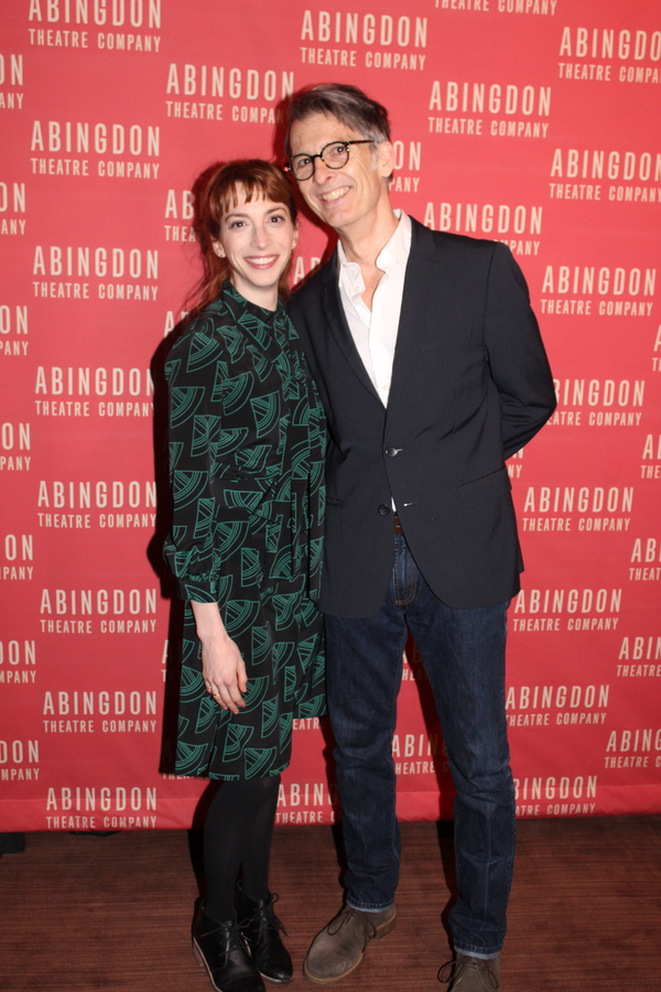 Molly Bernard and Will Bond Photo