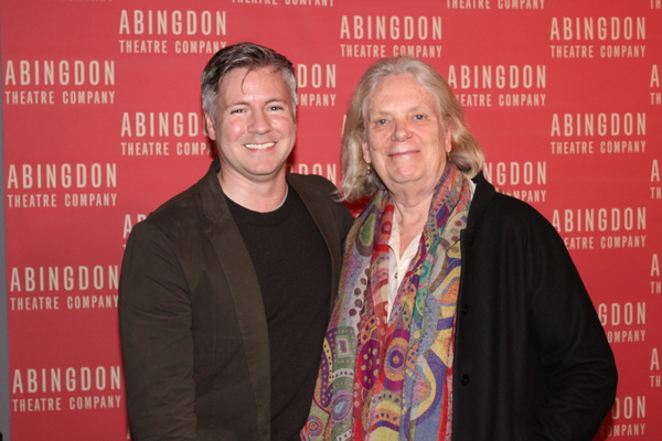 Photo Coverage: Inside Opening Night of Abingdon Theatre Company's  CHESS MATCH NO. 5