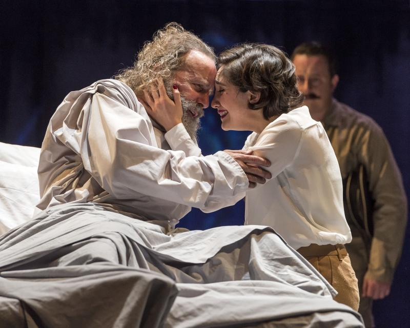 BWW Review: I Got Drunk at A Noise Within's KING LEAR - Here's What Happened Next
