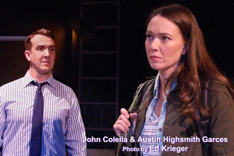 BWW Review: THE GUN Shoots Slightly Off-Target