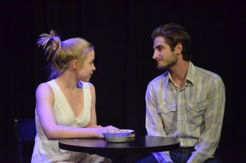 BWW Review: Amanda Moresco Pays Homage to Hell's Kitchen with WHERE THE NUMBERS END; A HELL'S KITCHEN LOVE TRAGEDY