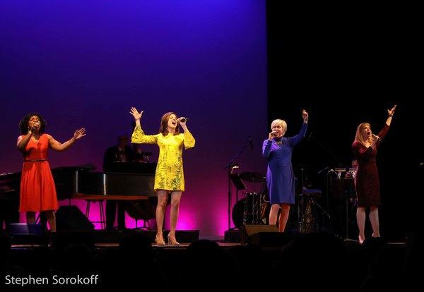 Kenita Miller, Margo Seibert, Nancy Opel, Emily Skinner