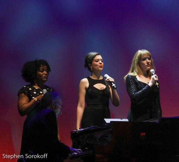 Kenita Miller, Margo Seibert, Emily Skinner
