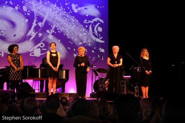 Kenita MIller, Margo Seibert, Marilyn Maye, Nancy Opel, Emily Skinner