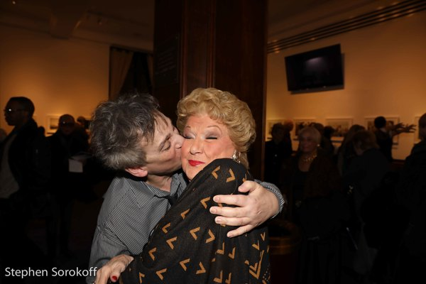 Sidney Myer & Marilyn Maye