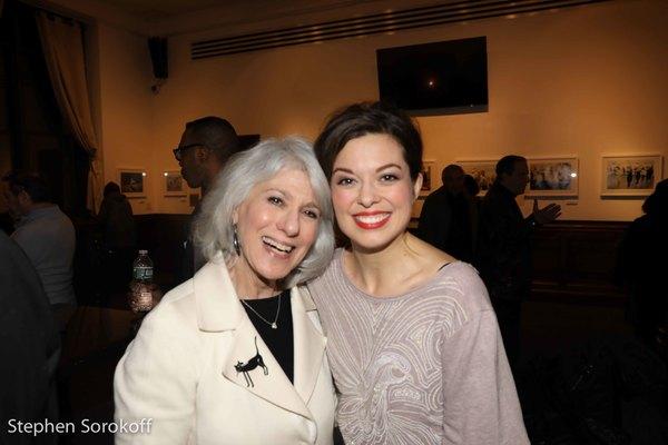 Photos: It's Ladies Night as 92Y Celebrates Women of the American Songbook