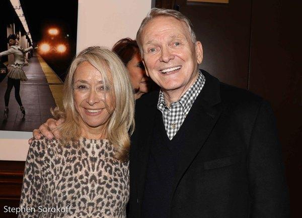 Eda Sorokoff & Bob Mackie