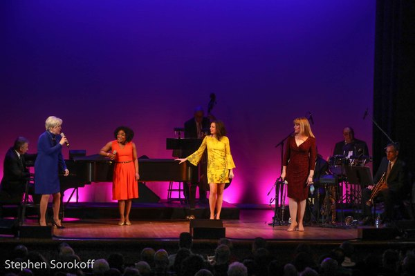 Nancy Opel, Kenita Miller, Margo Seibert, Emily Skinner Photo