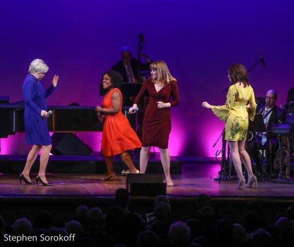 Nancy Opel, Kenita Miller, Emily Skinner, Margo Seibert