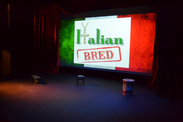 Italian Bred at The Colony Theatre in LA