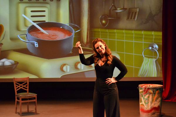 Photo Flash: Catch Candice Guardino Live in ITALIAN BRED!