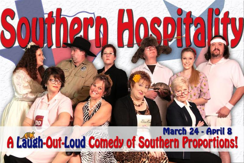 Jones/Hope/Wooten's SOUTHERN HOSPITALITY Opens Friday 3/24 at Arts Center of Cannon County