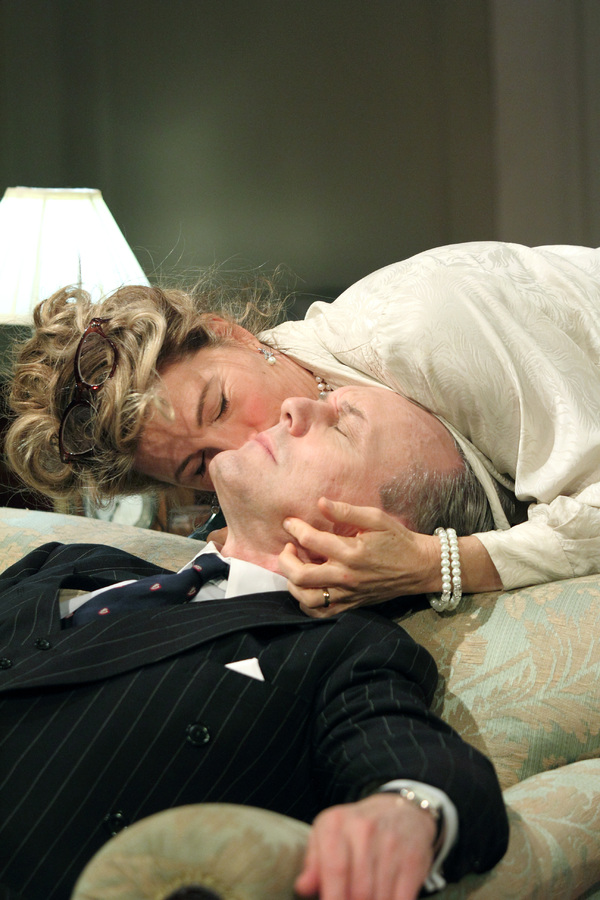 Anthony Head and Eve Best
