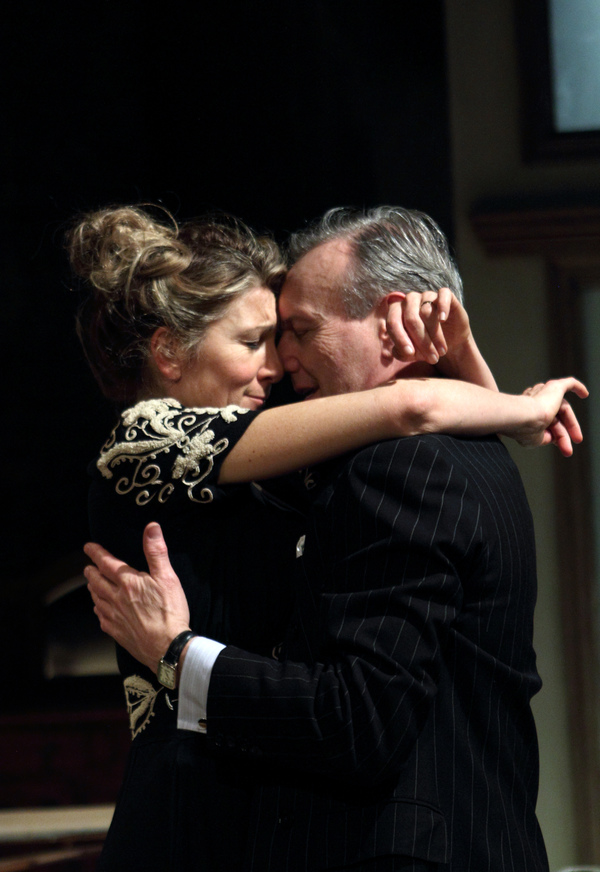 Eve Best and Anthony Head  Photo