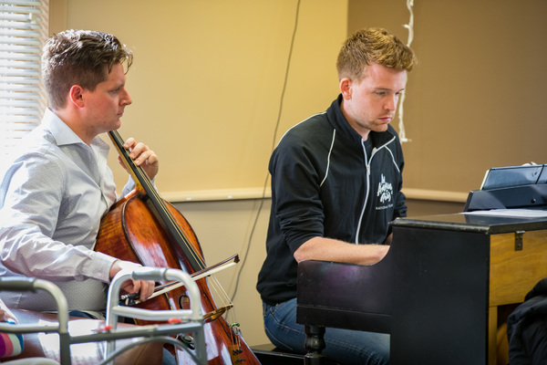 Nick Donatelle and Brad Gardner