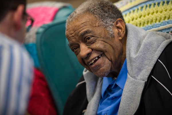 Photo Flash: AN AMERICAN IN PARIS Tour Stars Sing for Seniors in Denver